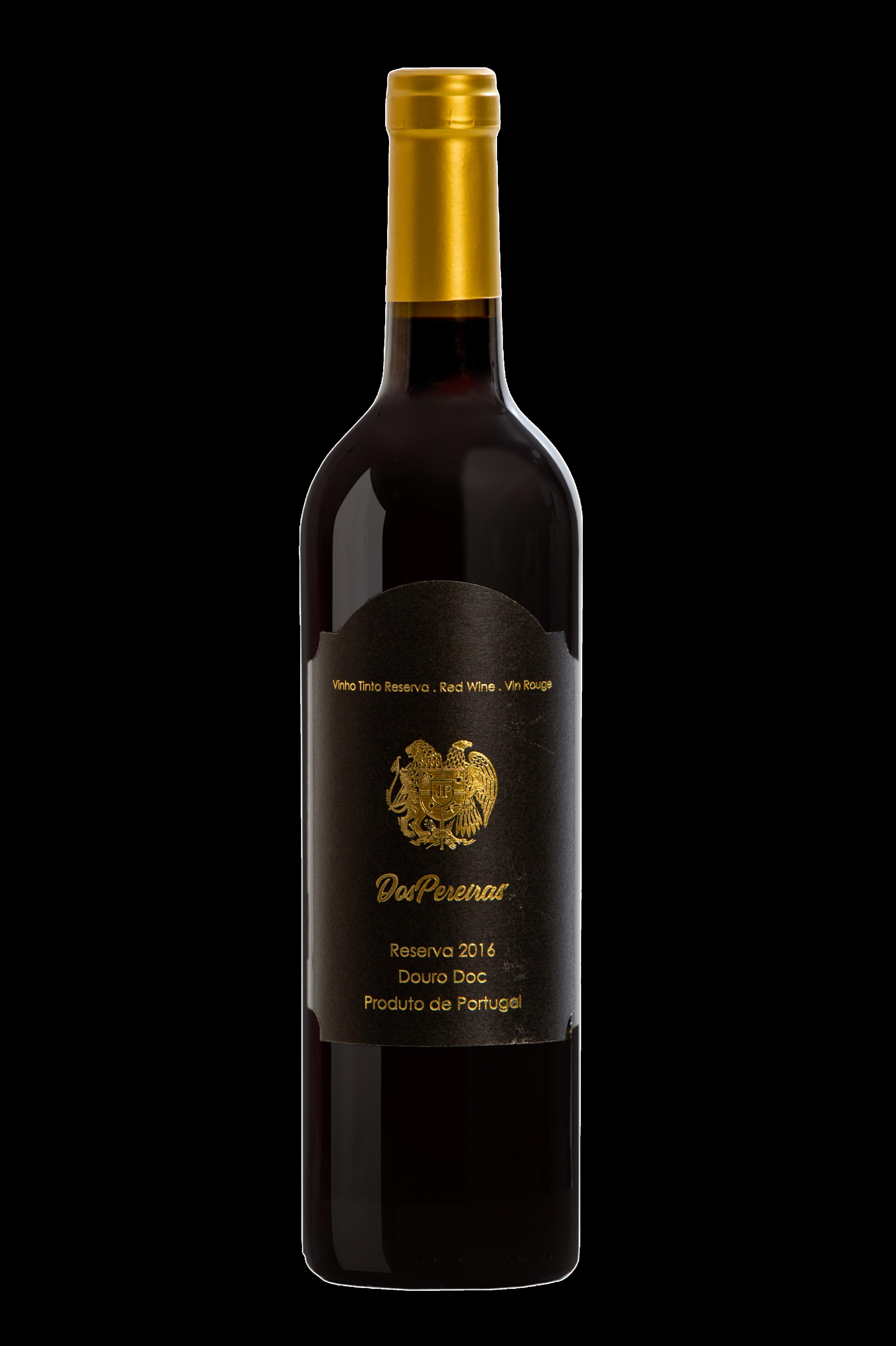 Vinho Tinto maduro Doc Douro reserva DosPereiras